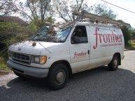 """Frontier truck """""""