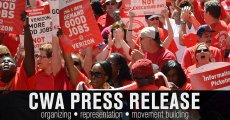 Verizon Workers to Strike to