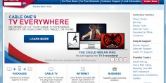 Cable One Internet customer service