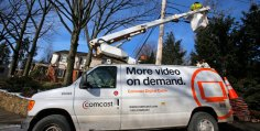 Customer service for Comcast cable