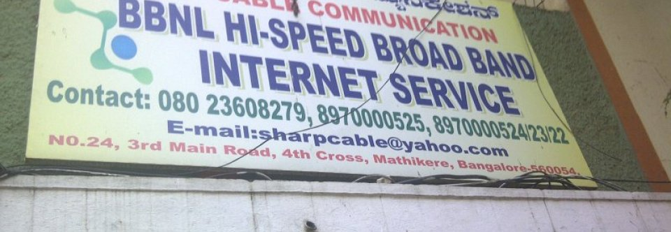 Cable broadband Services