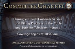 Charter cable TV customer service