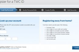 Time Warner cable my account Services